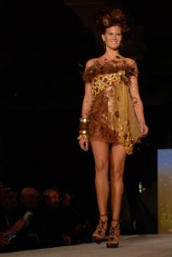 The dress Greg & I worked on in 2006